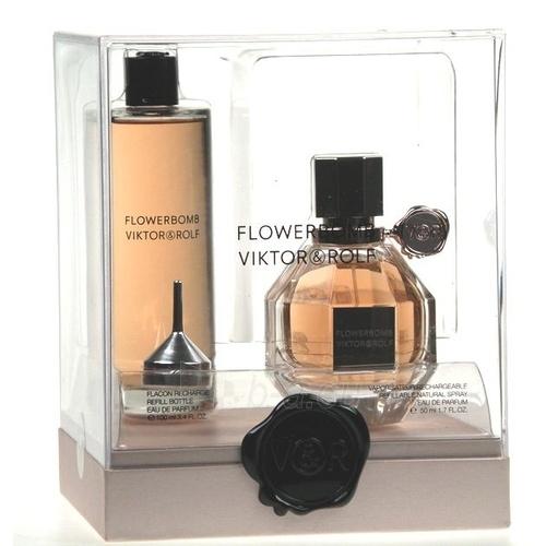 Viktor & Rolf Flowerbomb EDP 50ml (Set 2) Paveikslėlis 1 iš 1 250811008100