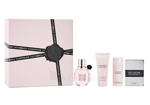 Parfumuotas vanduo Viktor & Rolf Flowerbomb Perfumed water 30ml (rinkinys) Paveikslėlis 1 iš 1 250811010508