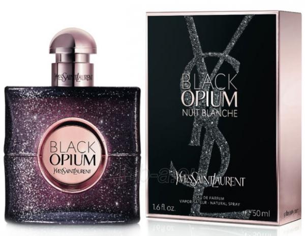 Parfimērijas ūdens Yves Saint Laurent Black Opium Nuit Blanche EDP 90ml Paveikslėlis 1 iš 1 310820003344