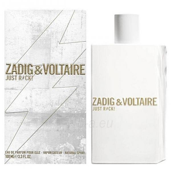 Parfumuotas vanduo Zadig & Voltaire Just Rock! For Her EDP 50 ml Paveikslėlis 1 iš 1 310820220484