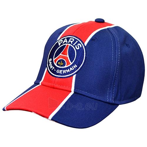 Paris Saint - Germain F.C. kepurėlė su snapeliu Paveikslėlis 1 iš 2 251009001627