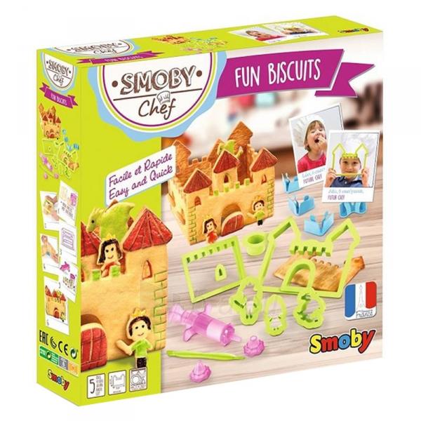Pasigamink pilį pats Fun Biscuit Paveikslėlis 3 iš 4 310820081846