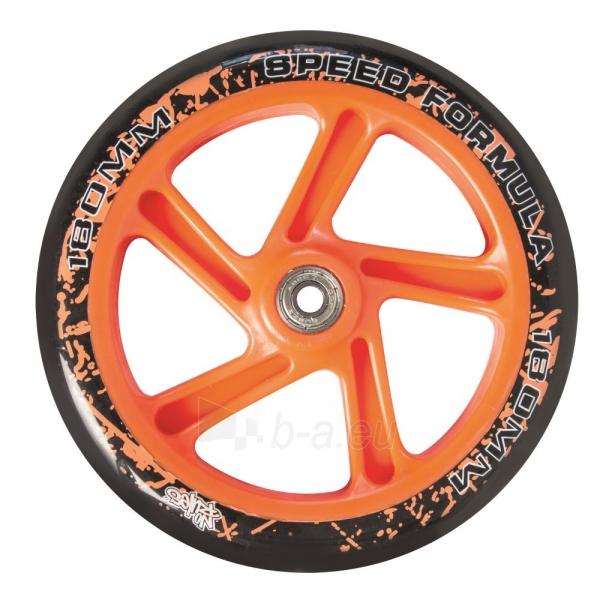 Paspirtukas Authentic NoRules 180 Orange-Black Paveikslėlis 3 iš 7 310820021827