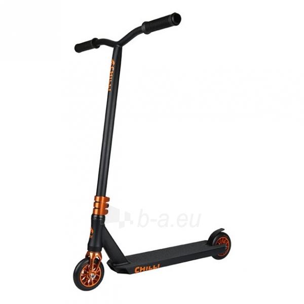 Paspirtukas Chilli Sun Reaper- 50cm HIC- 110mm black/orange Paveikslėlis 1 iš 3 310820087108
