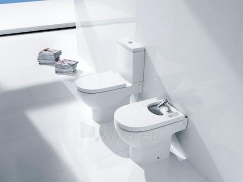 Acting toilet Roca Meridian with bakeliu. Paveikslėlis 1 iš 3 270713000490