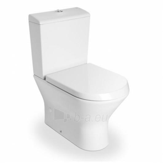 Pastatomas tualete Roca Nexo ar bakeliu. Paveikslėlis 1 iš 3 270713000491