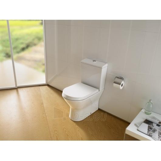 Pastatomas tualete Roca Nexo ar bakeliu. Paveikslėlis 2 iš 3 270713000491