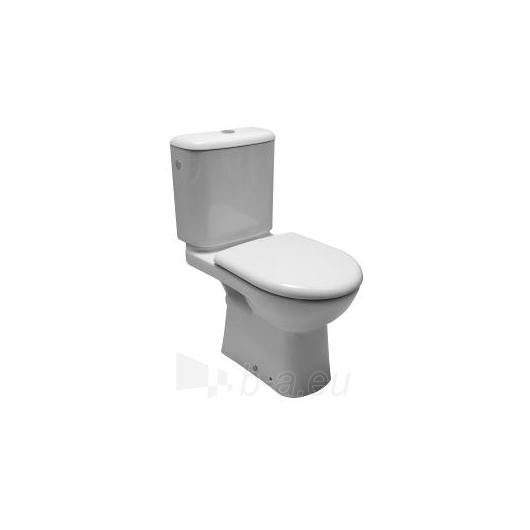 Pastatomas unitazas Olymp, horizontalus su SoftClose dangčiu Paveikslėlis 1 iš 3 270713000775
