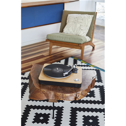 Patefonas Marley Stir It Up Turntable, RCA, Signature Black Paveikslėlis 7 iš 7 310820223291