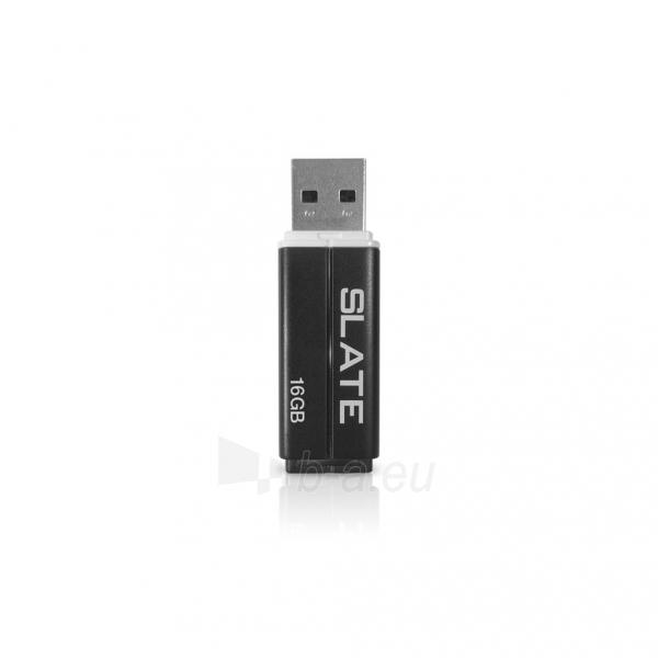 Patriot Slate 16GB USB 3.0, Black Paveikslėlis 2 iš 3 250255123214