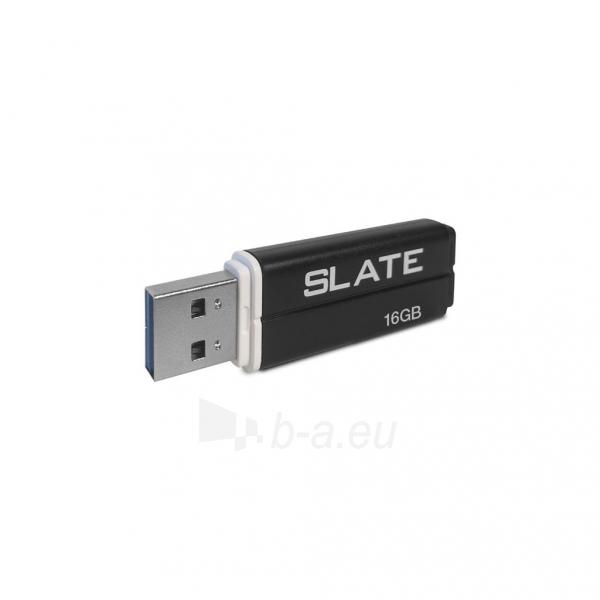 Patriot Slate 16GB USB 3.0, Black Paveikslėlis 3 iš 3 250255123214