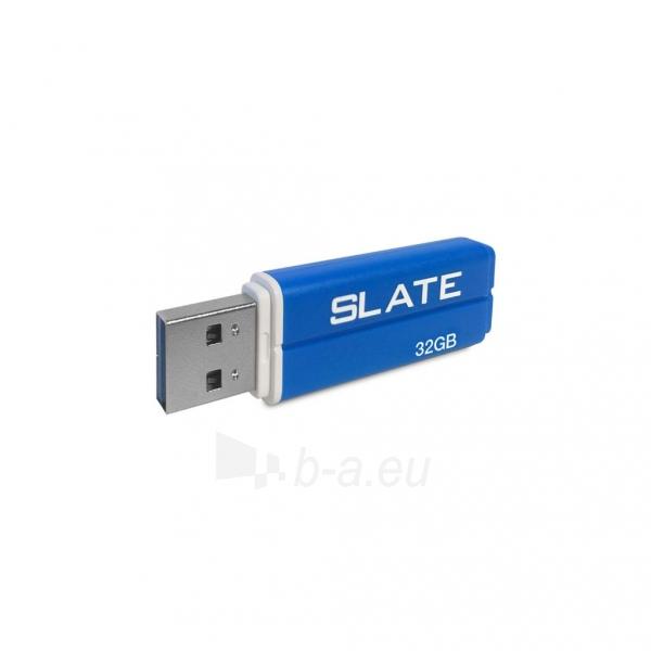 Patriot Slate 32GB USB 3.0, Blue Paveikslėlis 3 iš 3 250255123215