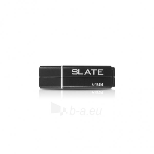 Patriot Slate 64GB USB 3.0, Black Paveikslėlis 1 iš 3 250255123277