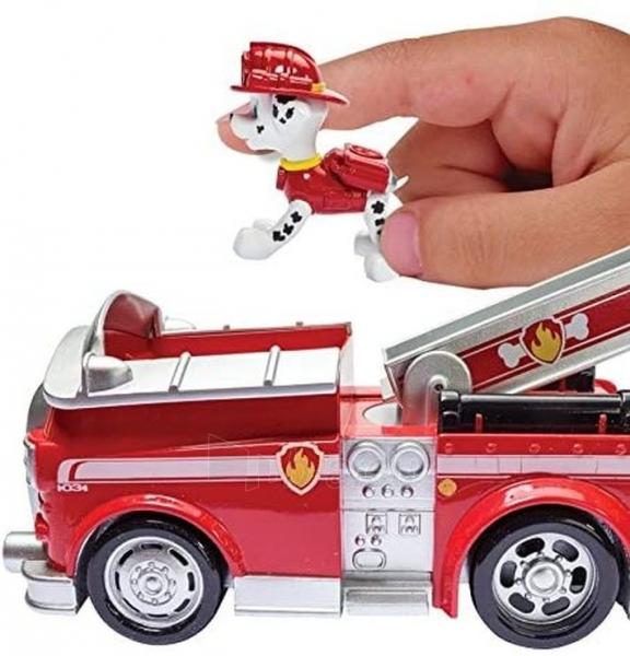 PAW Patrol 6026052 Marshall Fire Engine and Figure Spin Master Paveikslėlis 6 iš 6 310820252858