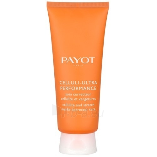 Payot Celluli Ultra Performance Cellulite Corrector Cosmetic 200ml Paveikslėlis 1 iš 1 250850200753