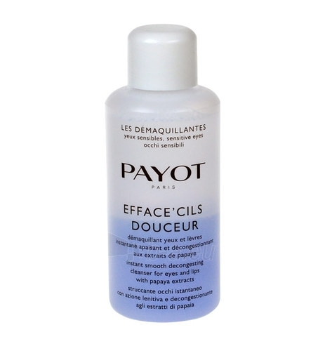 Payot Cleanser For Eyes Cosmetic 200ml Paveikslėlis 1 iš 1 250840700704