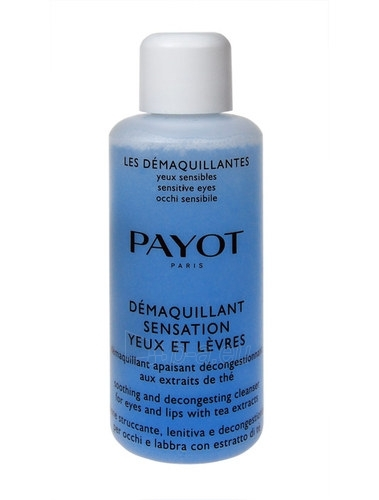 Payot Demaquillant Sensation Yeux Cleanser Cosmetic 200ml Paveikslėlis 1 iš 1 250840700497