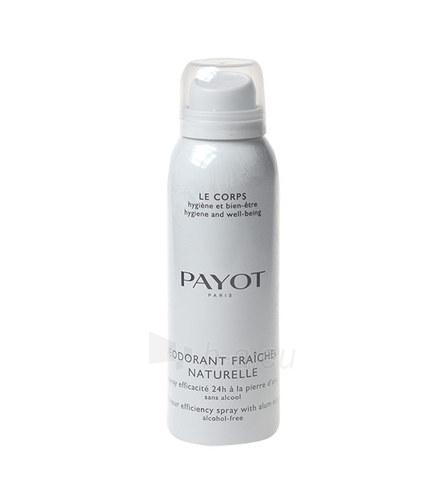 Payot Deodorant Fraiche Naturelle Spray Cosmetic 125ml Paveikslėlis 1 iš 1 2508910001045