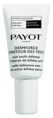 Payot Dermforce Contour Eye Care Cosmetic 15ml Paveikslėlis 1 iš 1 250840800185