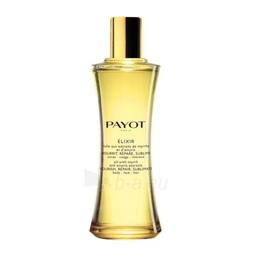 Payot Elixir Body Face Hair Oil Cosmetic 100ml (pažeista pakuotė) Paveikslėlis 1 iš 1 250850200878