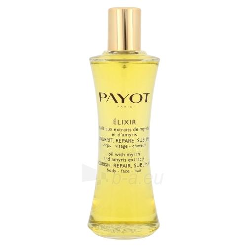 Payot Elixir Body Face Hair Oil Cosmetic 100ml Paveikslėlis 1 iš 1 250850200732