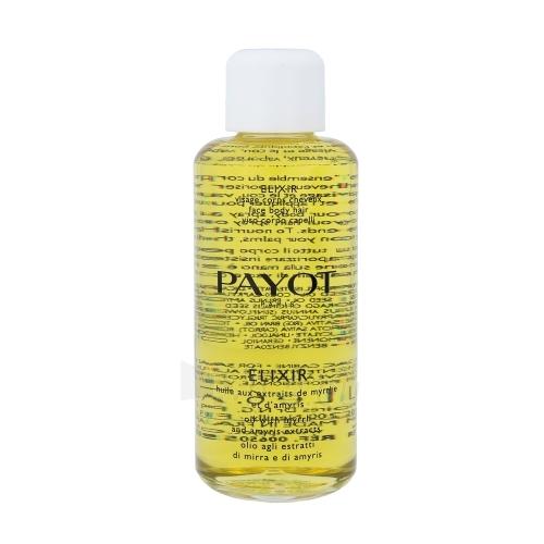 Payot Elixir Body Face Hair Oil Cosmetic 200ml Paveikslėlis 1 iš 1 250850201355