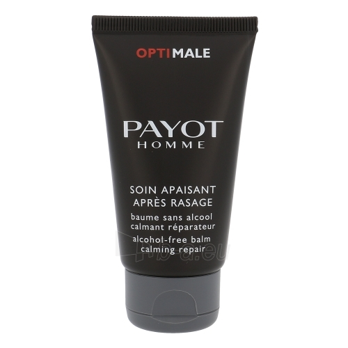 Payot Homme Aftershave Balm Cosmetic 50ml Paveikslėlis 1 iš 1 250881300682