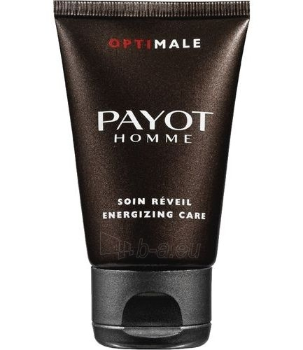 Payot Homme Energizing Care Fresh Gel Cosmetic 50ml (testeris) Paveikslėlis 1 iš 1 250881300583