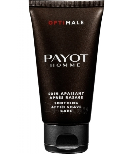Payot Homme Soothing After Shave Care Cosmetic 75ml (tester) Paveikslėlis 1 iš 1 250881300584