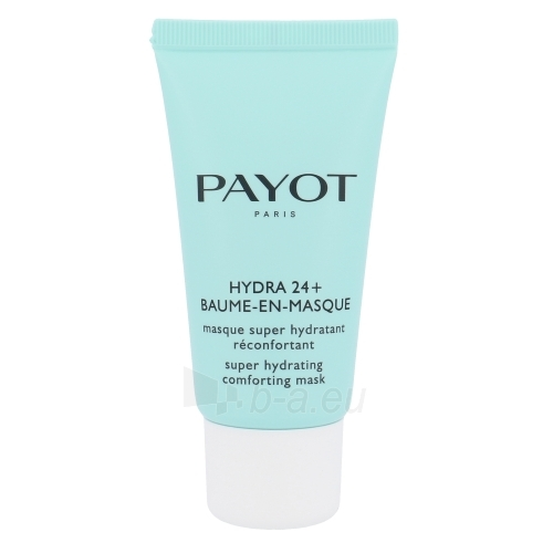 Payot Hydra 24+ Hydrating Comforting Mask Cosmetic 50ml Paveikslėlis 1 iš 1 310820003423
