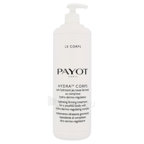 Payot Hydra 24 Corps Hydrating Firming Treatment Body Cosmetic 1000ml Paveikslėlis 1 iš 1 250850201118