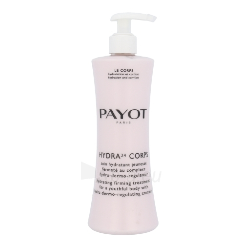 Payot Hydra 24 Corps Hydrating Firming Treatment Body Cosmetic 400ml Paveikslėlis 1 iš 1 250850201226