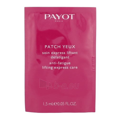 Payot Perform Lift Patch Yeux Cosmetic 15ml Paveikslėlis 1 iš 1 250840800622