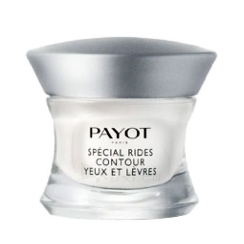 Payot Special Rides Contour Yeux Et Levres Cream Cosmetic 15ml (tester) Paveikslėlis 1 iš 1 250840800288
