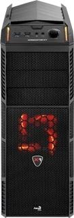 PC korpusas AeroCool Ultimate gaming X-PREDATOR X1 Black, 2xUSB 3.0 Paveikslėlis 2 iš 8 250255900752