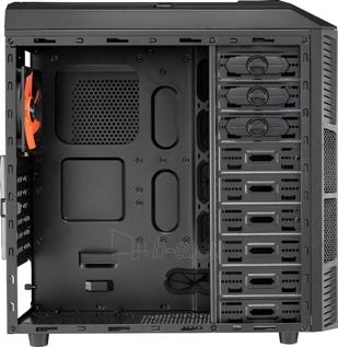 PC korpusas AeroCool Ultimate gaming X-PREDATOR X1 Black, 2xUSB 3.0 Paveikslėlis 7 iš 8 250255900752
