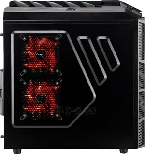 PC korpusas AeroCool Ultimate gaming X-PREDATOR X1 Black, 2xUSB 3.0 Paveikslėlis 8 iš 8 250255900752