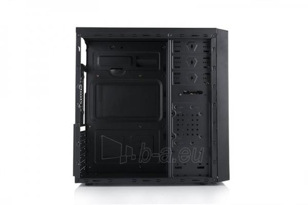 PC korpusas be PSU A35 Midi Tower,USB 3.0 x 1 / USB 2.0 x 2 , Juodas Paveikslėlis 2 iš 4 250255900756