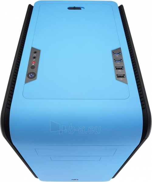 PC korpusas be PSU Aerocool DS CUBE BLUE Micro ATX , USB3.0 Paveikslėlis 9 iš 11 250255900761