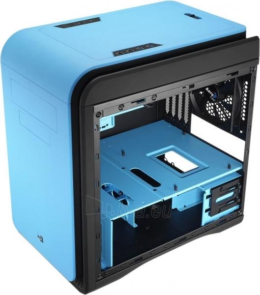 PC korpusas be PSU Aerocool DS CUBE BLUE Micro ATX , USB3.0 Paveikslėlis 4 iš 11 250255900761