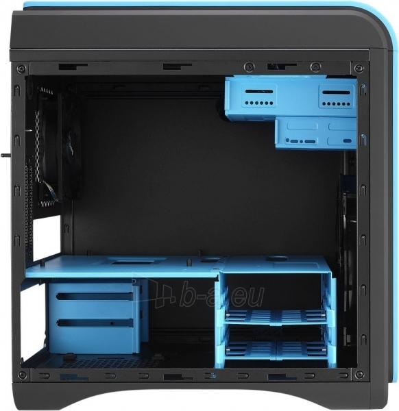 PC korpusas be PSU Aerocool DS CUBE BLUE Micro ATX , USB3.0 Paveikslėlis 3 iš 11 250255900761