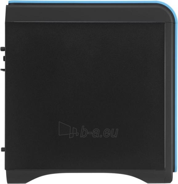 PC korpusas be PSU Aerocool DS CUBE BLUE Micro ATX , USB3.0 Paveikslėlis 2 iš 11 250255900761
