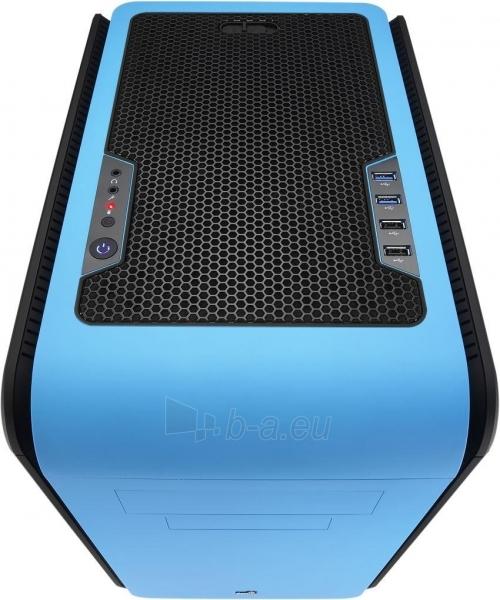 PC korpusas be PSU Aerocool DS CUBE BLUE Micro ATX , USB3.0 Paveikslėlis 11 iš 11 250255900761