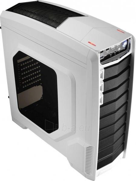 PC korpusas be PSU Aerocool GT-A WHITE ATX , USB3.0 Paveikslėlis 1 iš 7 250255900766