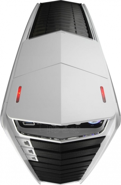PC korpusas be PSU Aerocool GT-A WHITE ATX , USB3.0 Paveikslėlis 4 iš 7 250255900766