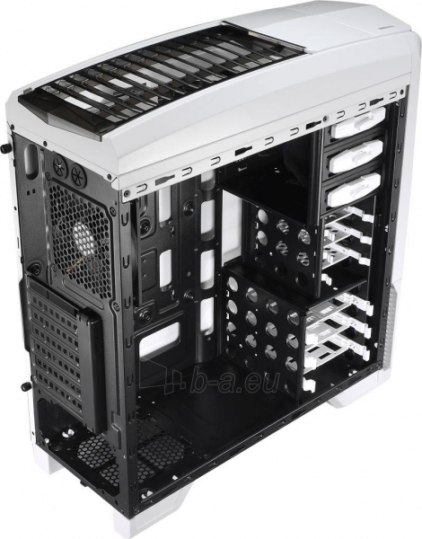 PC korpusas be PSU Aerocool GT-A WHITE ATX , USB3.0 Paveikslėlis 5 iš 7 250255900766