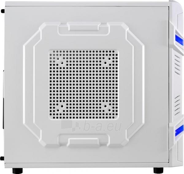 PC korpusas be PSU Aerocool GT ADVANCE WHITE, USB3.0, Beįrankinis surinkimas Paveikslėlis 9 iš 10 250255900764