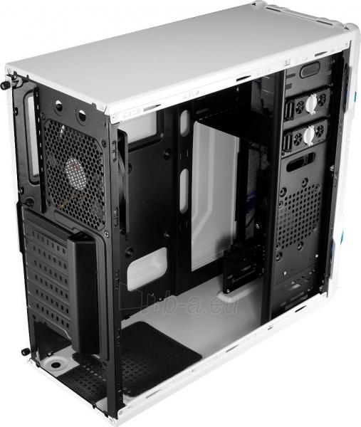 PC korpusas be PSU Aerocool GT ADVANCE WHITE, USB3.0, Beįrankinis surinkimas Paveikslėlis 7 iš 10 250255900764