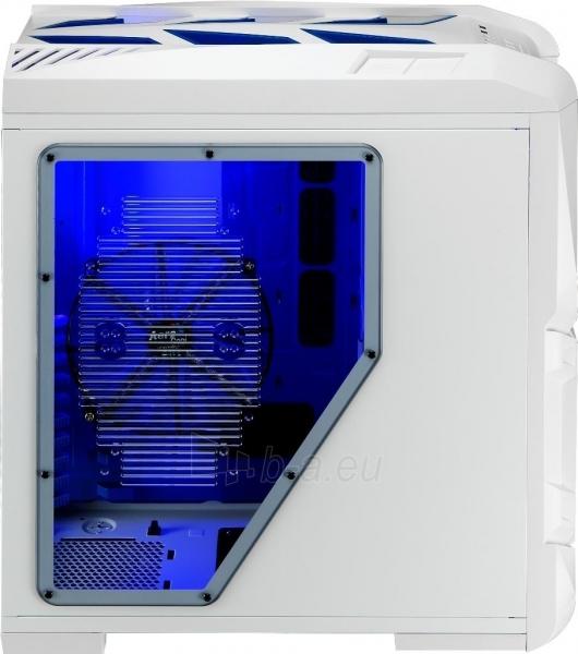 PC korpusas be PSU Aerocool GT-S White Edition, USB 3.0 Paveikslėlis 10 iš 12 250255900769