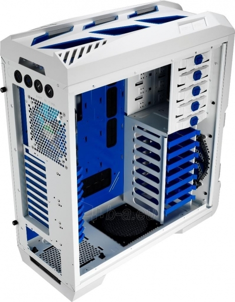 PC korpusas be PSU Aerocool GT-S White Edition, USB 3.0 Paveikslėlis 7 iš 12 250255900769